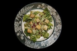 Ceasar style salad