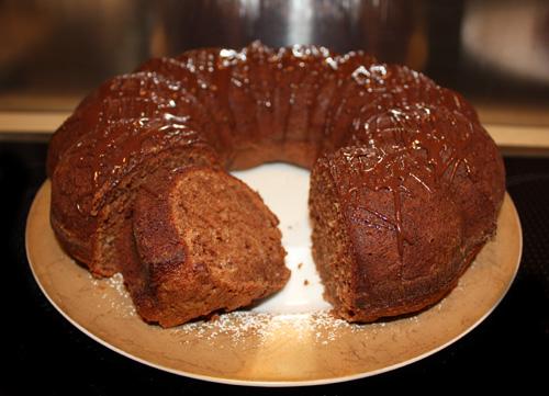 Chocolate Gugelhupf
