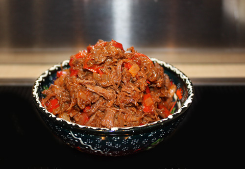 Carne Mechada – Shredded Beef